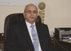 CMR University Professor M. S. Shivakumar, Vice Chancellor