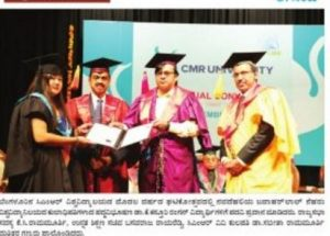 CMRIT Inauguration of the Convocation Featured in Eesanje