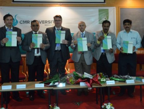 International Conference at CMR University