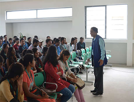 Induction Program for I Year B.Tech Students
