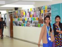 CMR University Corridar