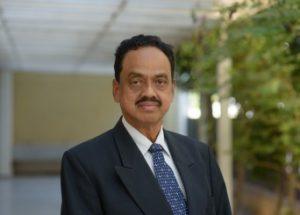 CMR University Prof. S.K. Balaraman, Registrar