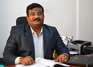 CMR University Dr. Praveen R, Registrar
