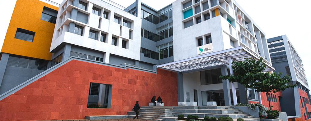 CMR University campus