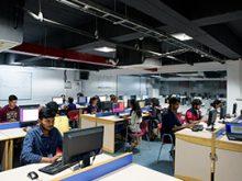 CMR University Computer lab