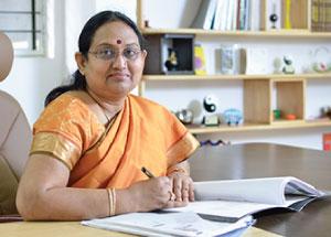 CMR University Dr. Sabitha Ramamurthy, Chancellor