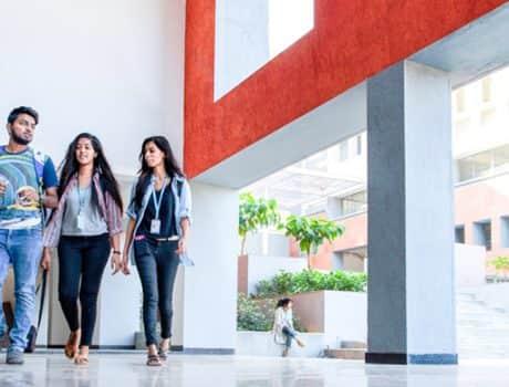 Education model at CMR University