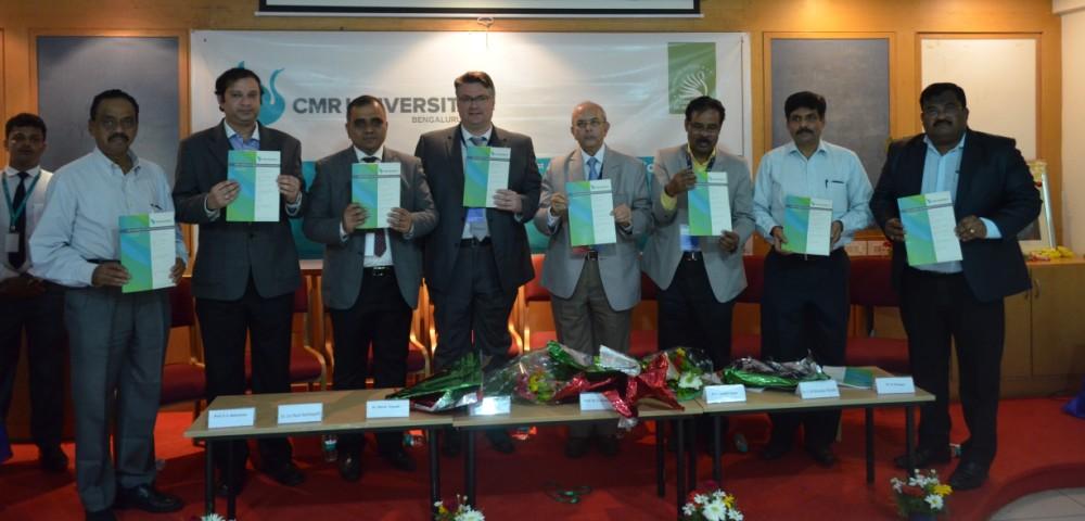 International Conference at CMR University
