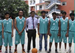 CMR University Sports team