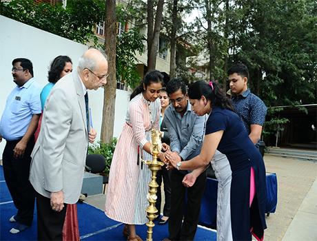 UG Inaugural Programme at CMR University