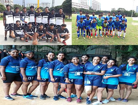 CMRU Sports team