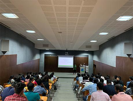 Suicide Awareness & Prevention workshop at CMR University